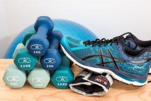 Sport und Bewegung hilft sehr oft bei Muskelschwund